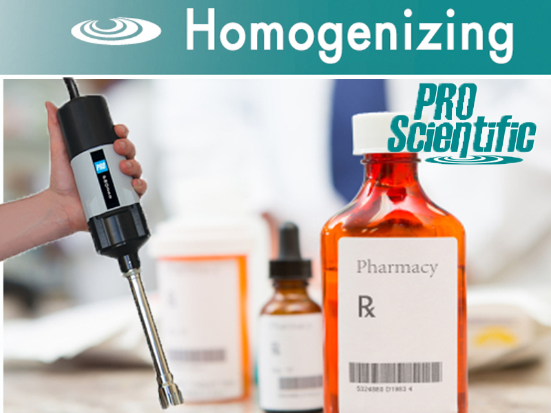 Compounding Homogenizers