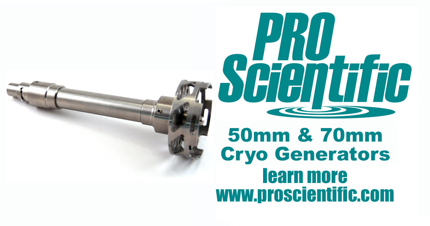 Cryogenic Homogenizer Probe
