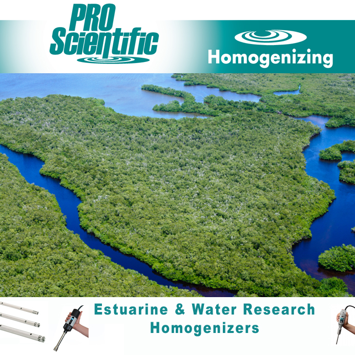 Estuarine Homogenizing
