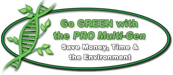 Green Homogenizing